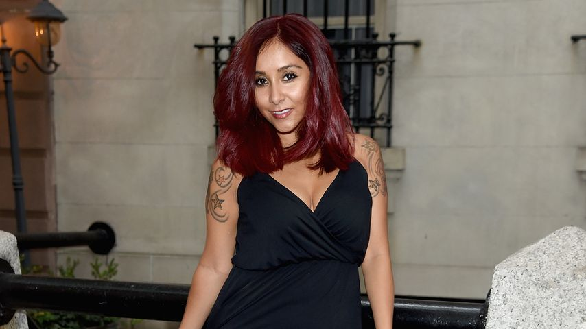 "Nicole ""Snooki"" Polizzi im Oktober 2015 in New York"