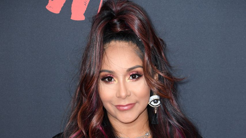 "Reality-TV-Star Nicole ""Snooki"" Polizzi bei den MTV Video Music Awards 2019 in Newark."