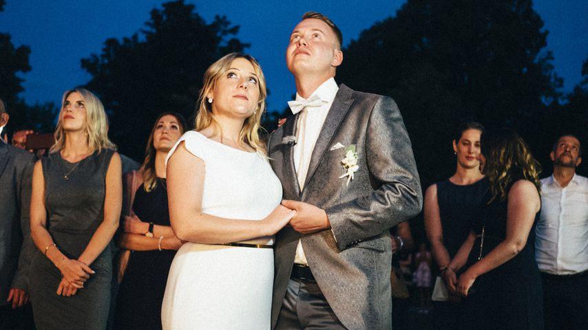 """Nicole und David bei """"Hochzeit auf den ersten Blick"""""""