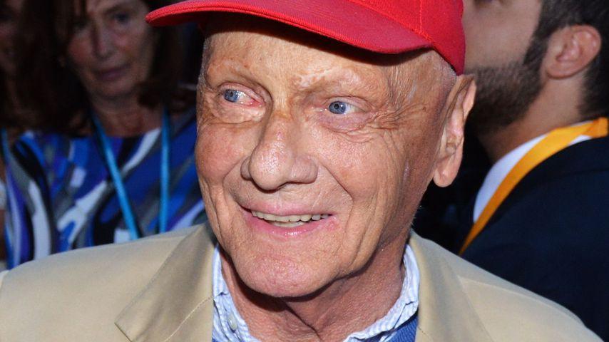 Niki Laudas (†70) Sohn Lukas erinnert sich an letzte Tage