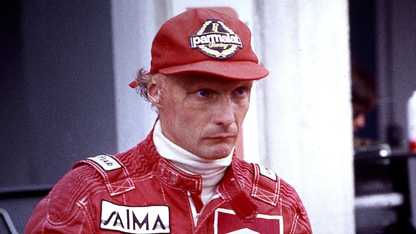 Niki Lauda im Jahr 1984