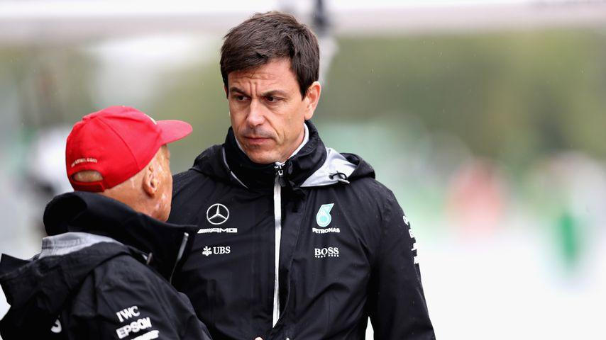 Nach OP-Sorge: Mercedes-Chef vermisst Niki Lauda rührend!