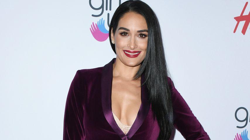 Nikki Bella bei den Girl Up Awards in Beverly Hills im Oktober 2019