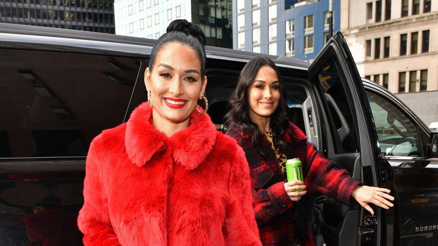 Nikki Bella im Dezember 2019 in New York