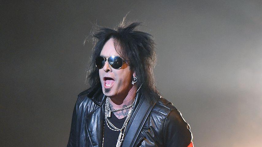 Nikki Sixx, Bassist von Mötley Crüe