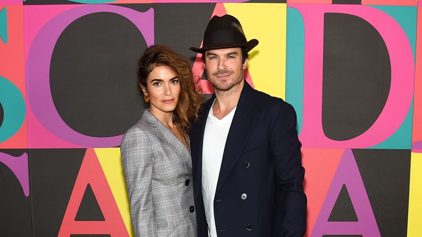 Nikki Reed und Ian Somerhalder in New York City
