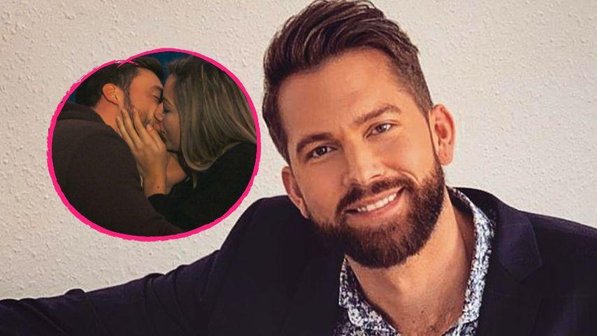 Viele Küsse: Oliver Sanne nimmt Bachelor Niko in Schutz