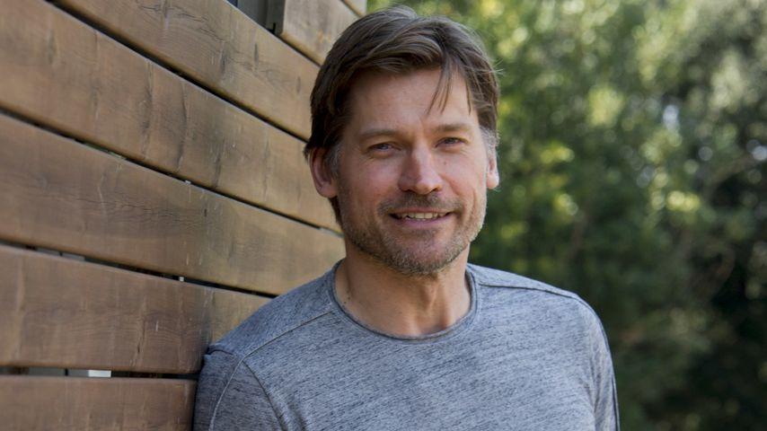 Nikolaj Coster-Waldau: Vatersein ist schwer für Schauspieler