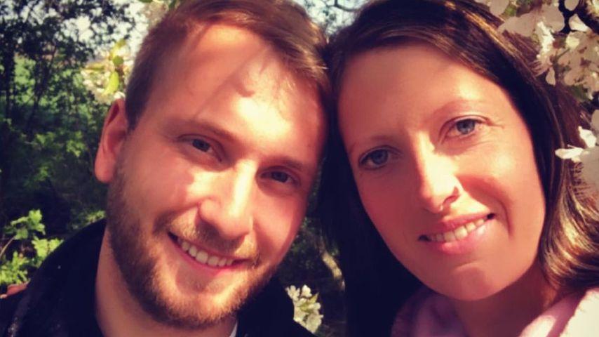 Nils Dwortzak und Denise Munding