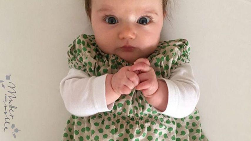 1. Baby-Bild: Nina Bott zeigt Tochter Luna endlich ganz!