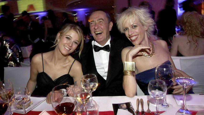 Nina, Bernd und Katja Eichinger