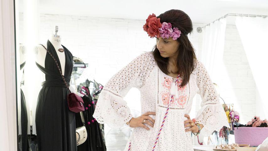 "Nina Moghaddam bei ""Promi Shopping Queen"""