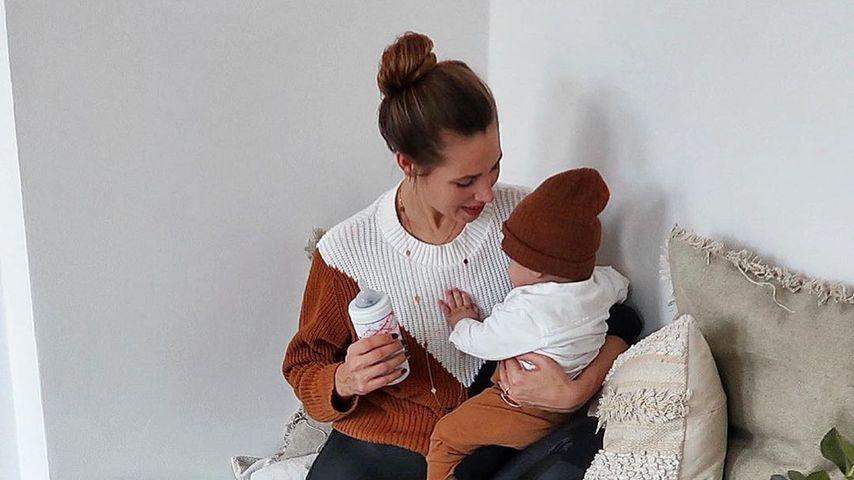 Zwei Kinder: Nina Noel fürchtet, eins könnte zu kurz kommen