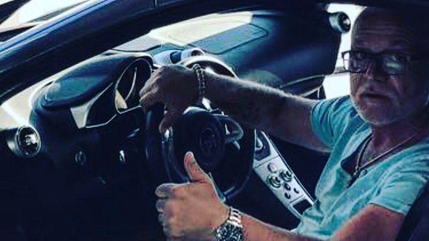 Dicke Strafe: Nino de Angelo muss für Suff-Fahrt blechen
