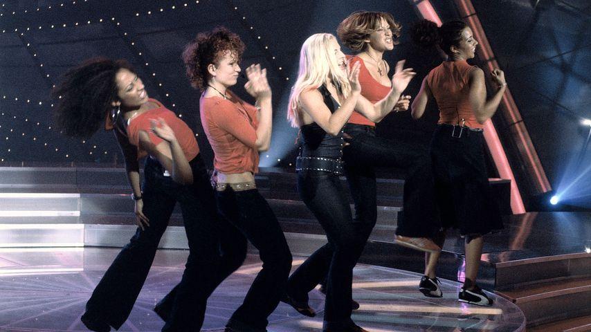 "No Angels, ""Popstars""-Girlgroup, 2000"