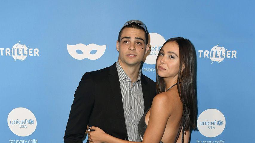 Noah Centineo und Alexis Ren im Oktober 2019