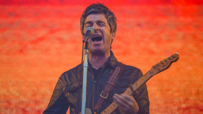 Noel Gallagher im März 2016