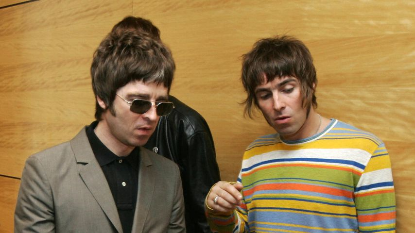 Haben Noel und Liam Gallagher sich etwa endlich versöhnt?