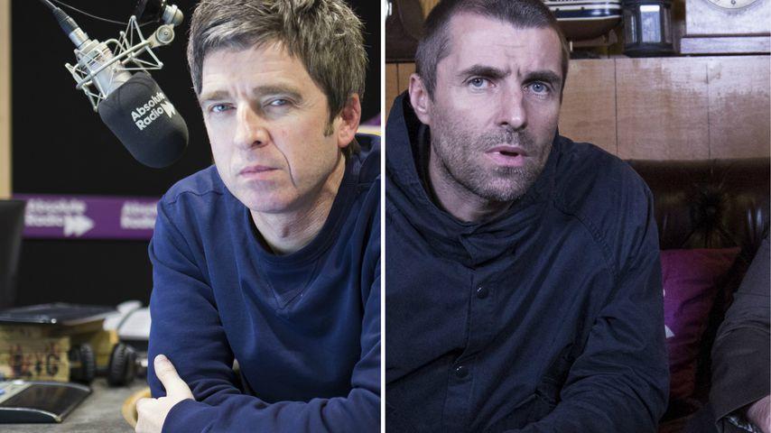Oasis-Reunion auf Eis: Noel ist von Würge-Liam angeekelt!