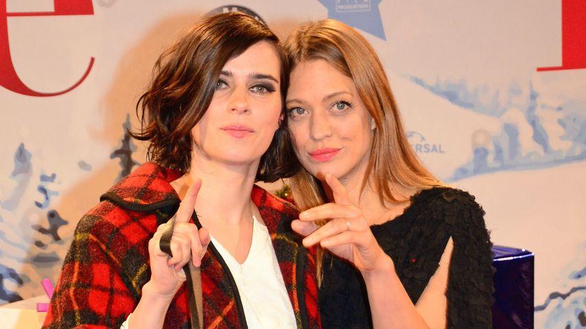 Nora Tschirner und Heike Makatsch