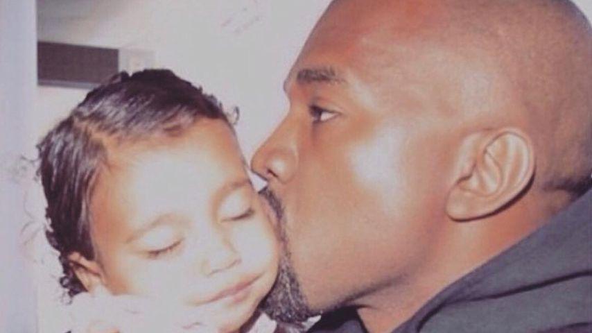 North West und Kanye West