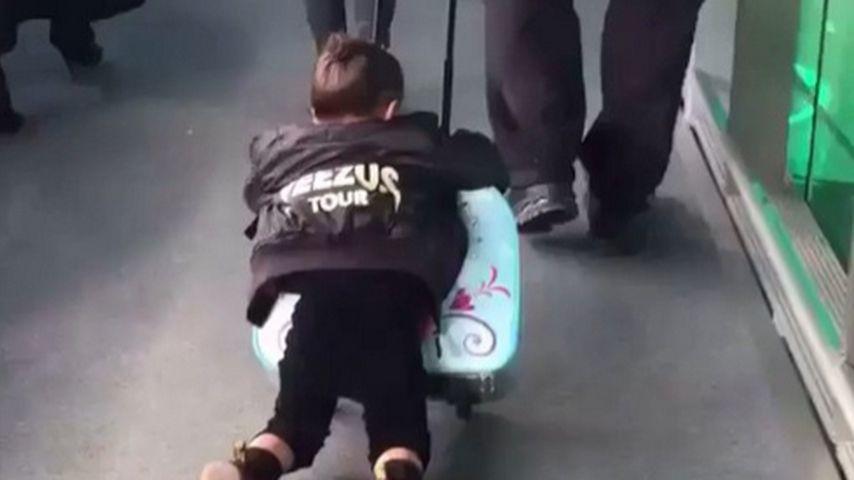 Klammer-Affe! So clever bewacht Nori ihr Spielzeug