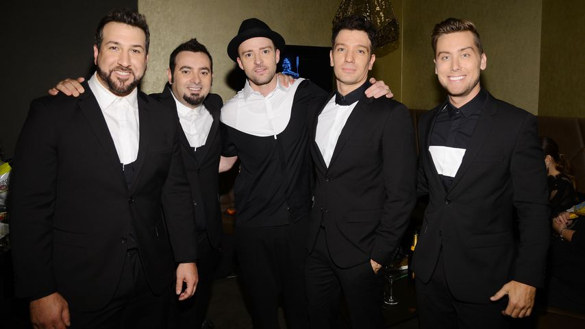 *NSYNC bei den MTV Video Music Awards 2013