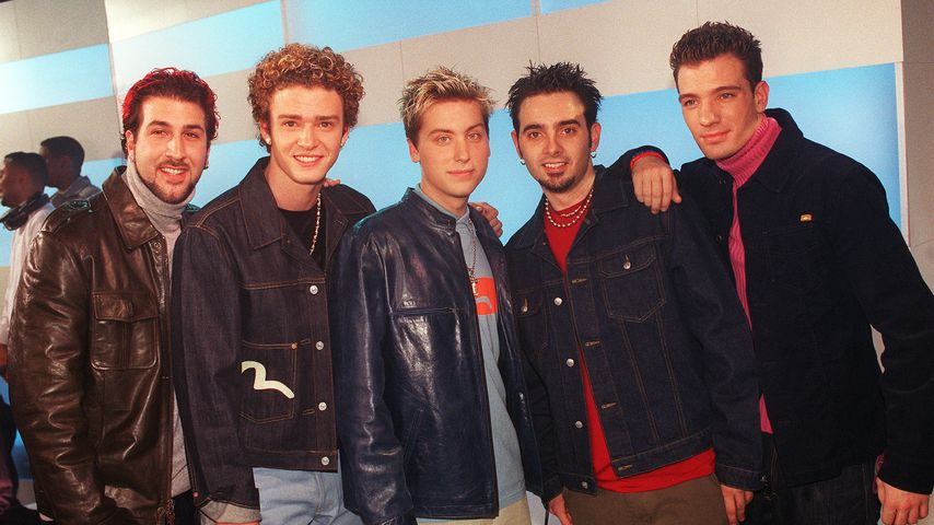 *NSYNC einst in NYC