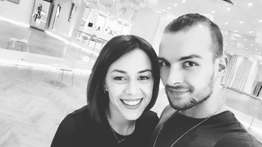 Oana Nechiti und Eric Stehfest