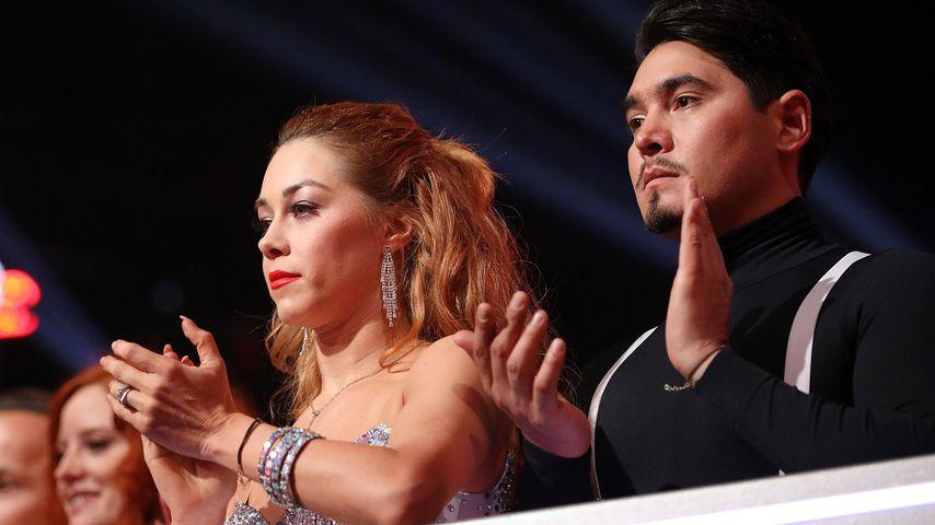 "Oana Nechiti und Erich Klann bei ""Let's Dance"", 2018"
