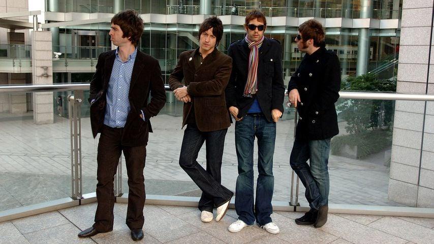 Oasis im Jahr 2005 in Japan