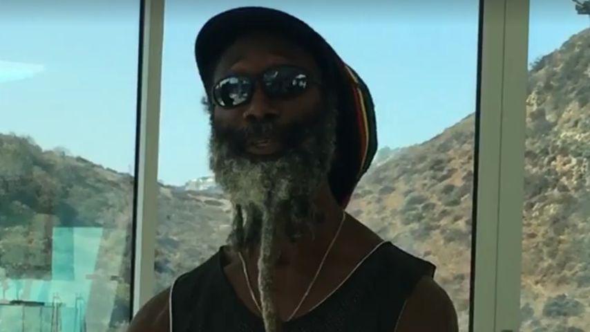 Obdachloser Paul