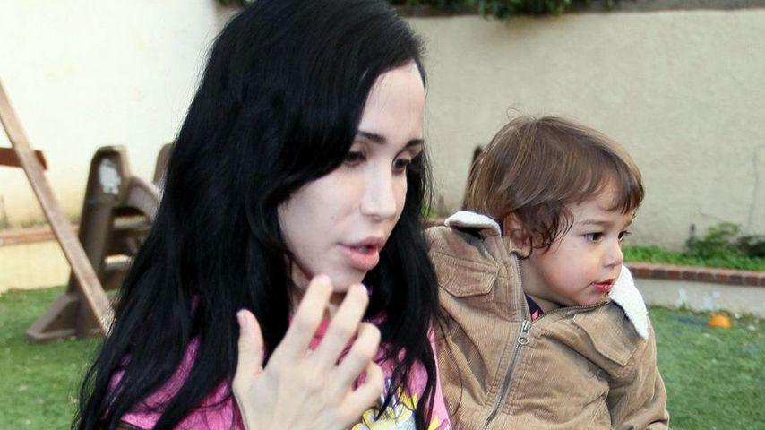 Octomom: Verliert sie jetzt ihre 14 Kinder?