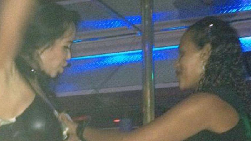 Nadya Suleman alias Octomom im Stripclub