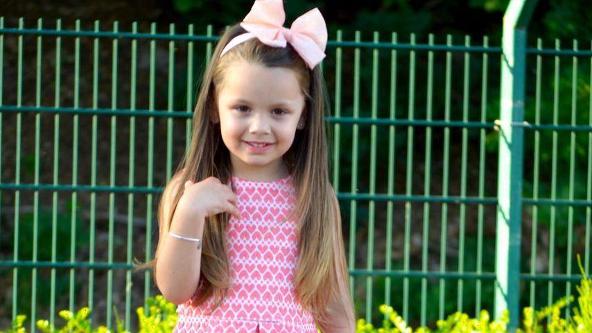 Klein aber erfolgreich: Vierjährige hat 300.000 Insta-Fans!