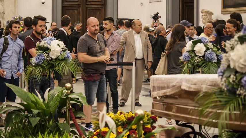 Öffentliche Trauerfeier für Bud Spencer