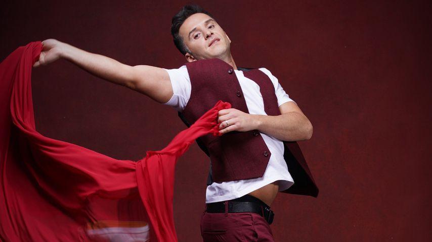 "Özcan Cosar, ""Let's Dance""-Kandidat 2019"