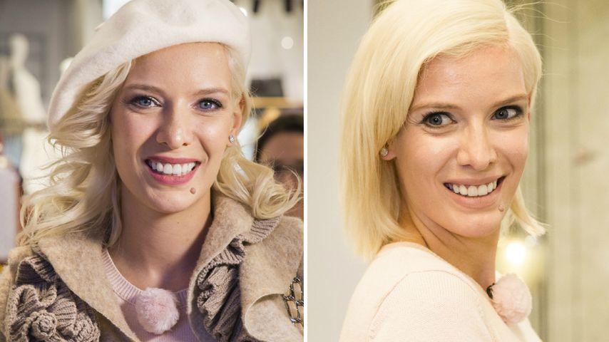 "Für ""Shopping Queen"": DSDS-Oksana lässt Haare kurz schneiden"