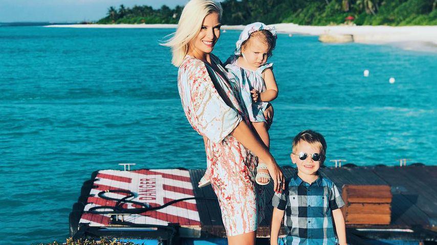 Drittes Kind für Oksana? Nur wenn sie zwei Jungs hätte!