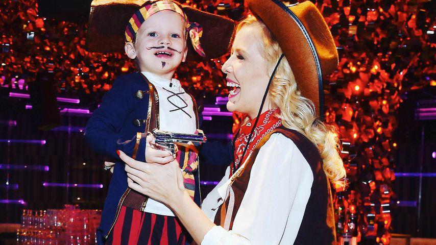 """I love you"": So süß ist Oksana Kolenitchenkos Sohn Milan!"