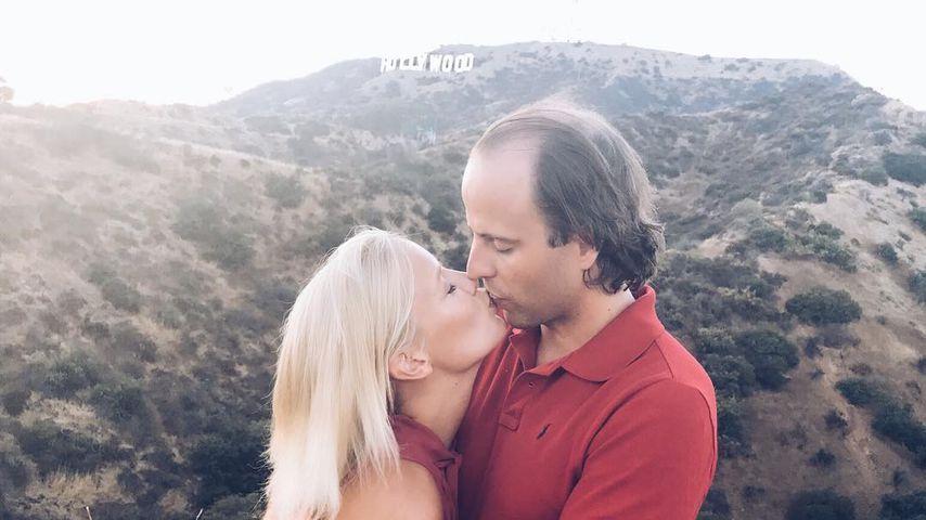 Oksana und Daniel Kolenitchenko in Hollywood
