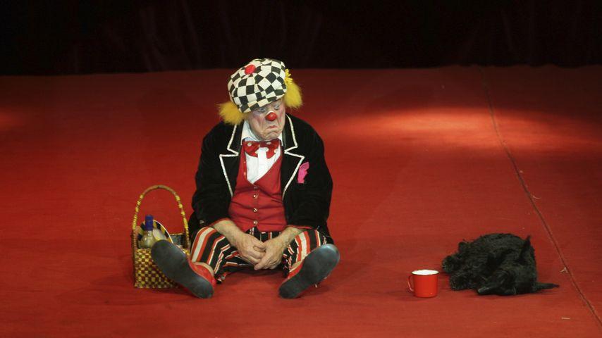 Oleg Popow, russischer Clown