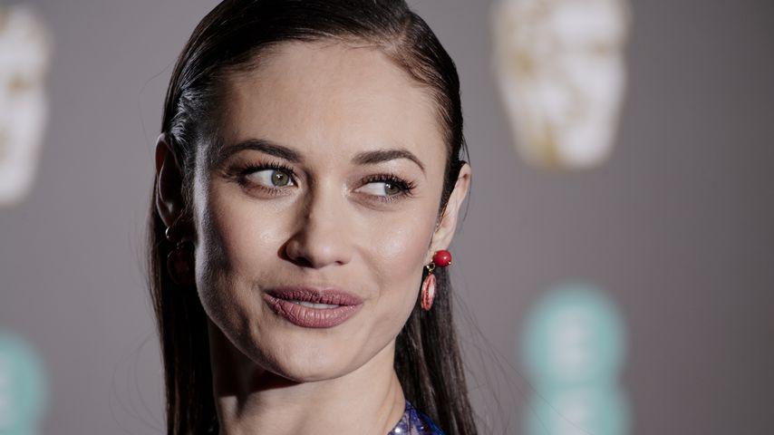 Ex-Bond-Girl Olga Kurylenko positiv auf Corona getestet!
