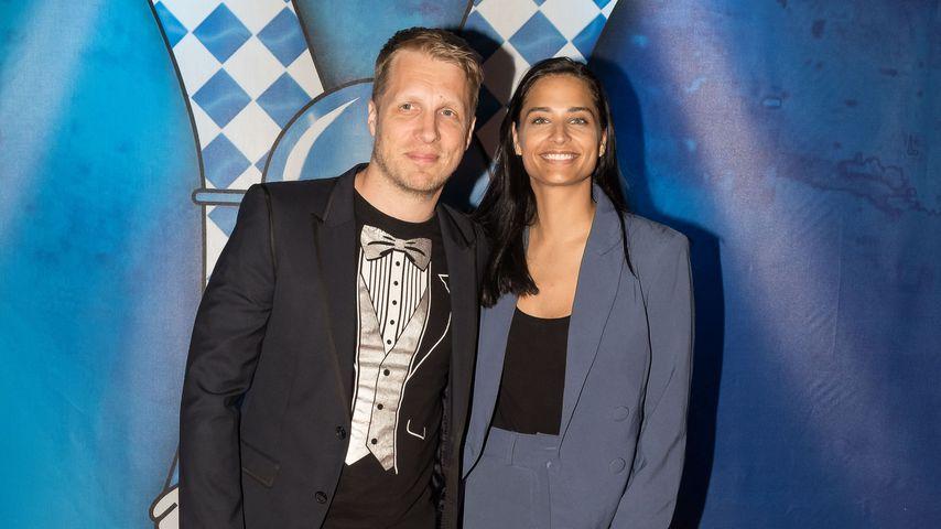 Oliver Pocher und seine Freundin Amira M. Aly