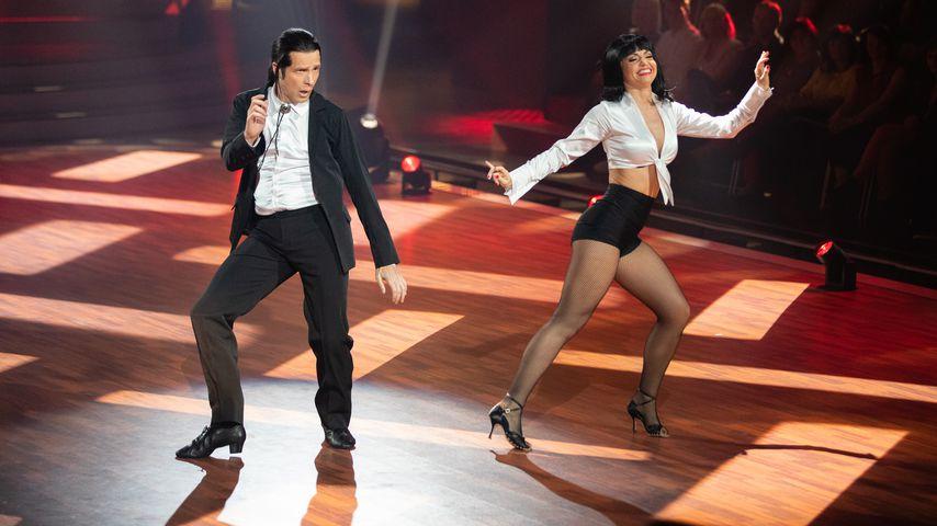 """Oliver Pocher und Christina Luft bei """"Let's Dance"""" 2019"""