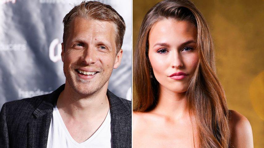 """Würde mir keinen runterholen"": Oli über Lauras Playboy-Pics"