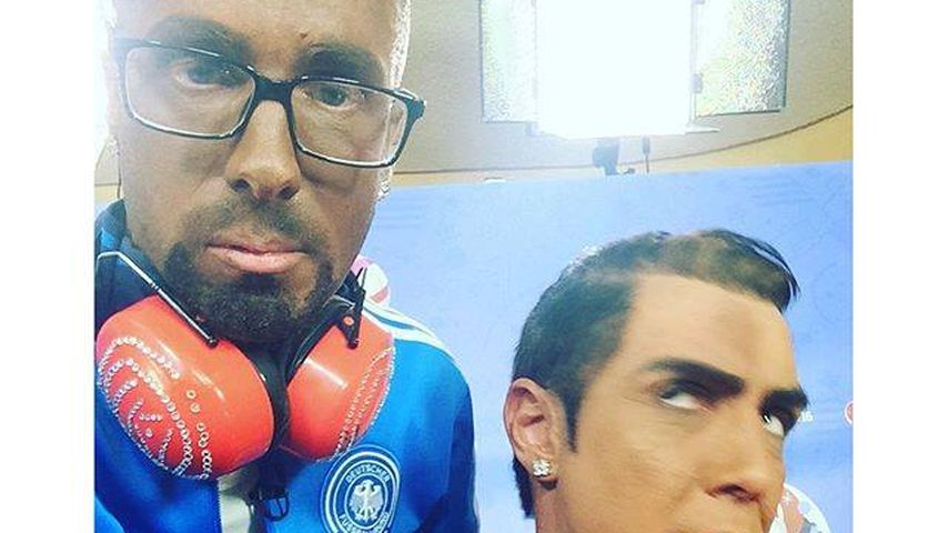 Perfekte Parodie: Pocher & Knop veräppeln Boateng & Ronaldo