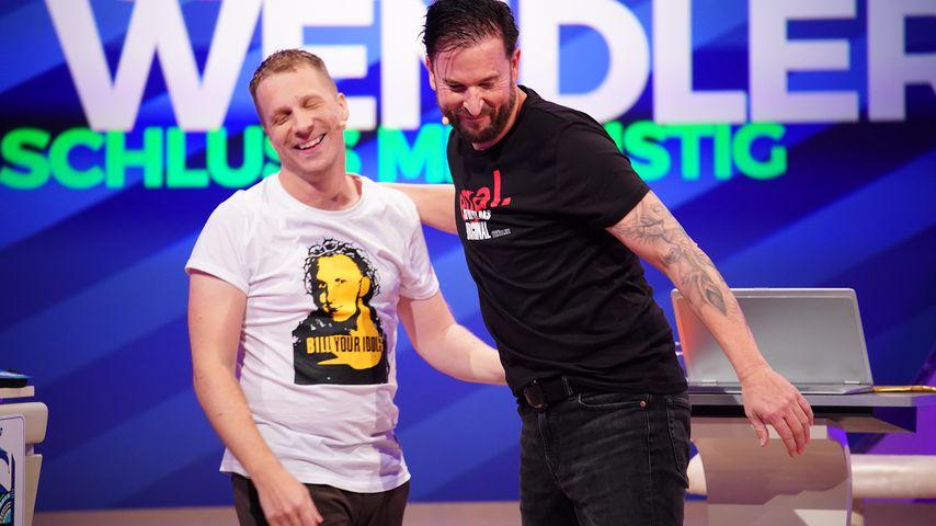 """Oliver Pocher und Michael Wendler in """"Pocher vs. Wendler – Schluss mit lustig!"""""""
