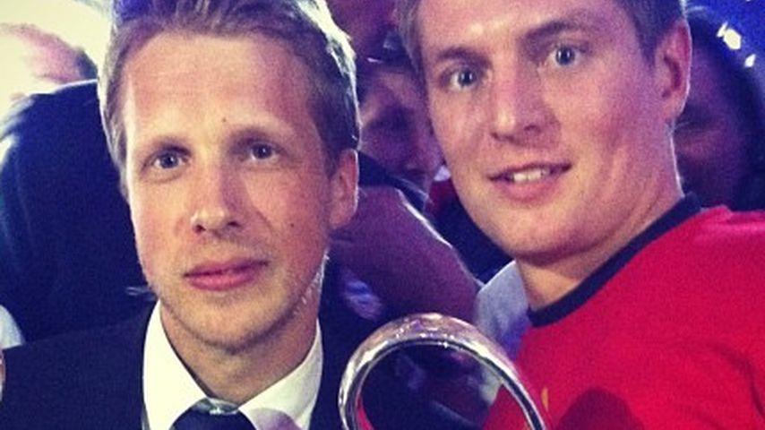 So reagierten die Stars auf den Sieg der Bayern