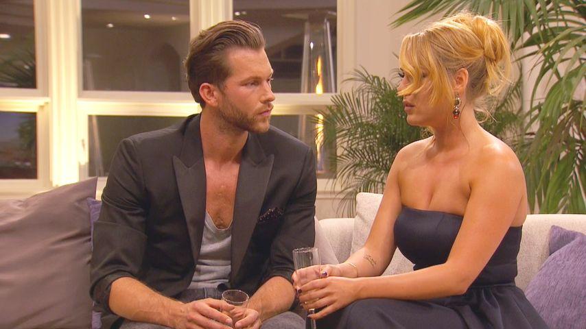 """Oliver Sanne und Samantha Abdul bei """"Der Bachelor"""""""